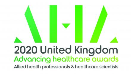 Advancing Healthcare Awards logo